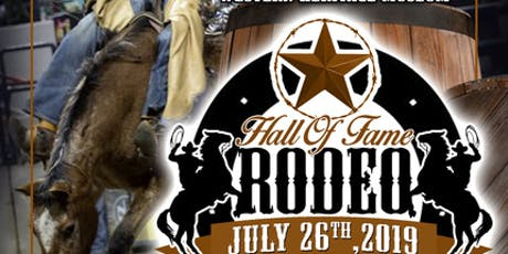 HALL OF FAME RODEO-2019 tickets