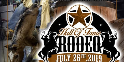 HALL OF FAME RODEO-2019