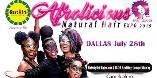 Afrolicious Hair Expo Vendors Dallas
