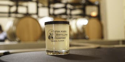 Signature Scents + Spirits with Fox River Distilling Co.