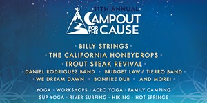 WonderGrass Presents: 11th Annual Campout for the...