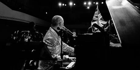Martyn Lucas One Night with the Piano Men. Fundraiser Mckinney Lions Club tickets