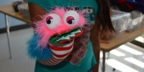 Puppets a Plenty Summer Camp tickets