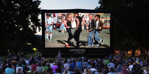 Grease Outdoor Cinema Experience at Colwick Park in Nottingham