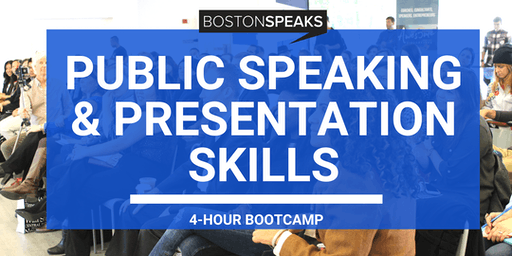 Public Speaking and Presentation Skills | 4-Hour Bootcamp