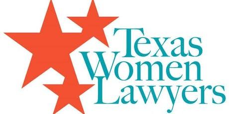 2019-20 Texas Women Lawyers Membership tickets