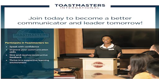 SPEAKERS CORNER TOASTMASTERS MEETING