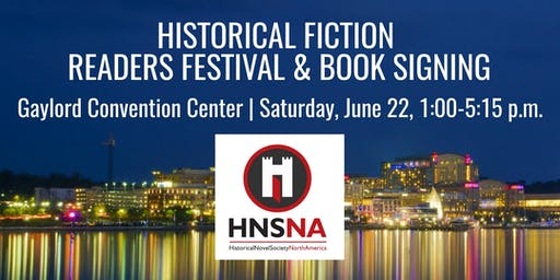 Historical Fiction Readers Festival and Book Signing