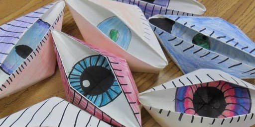 Paper Art Summer Camp