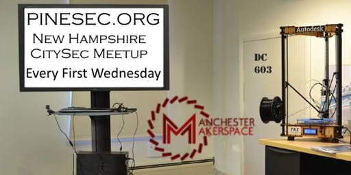 NH InfoSec Meetup (Hacker/programmer/engineer networking event)