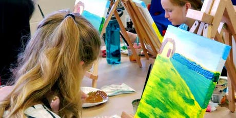 Let's Paint! Summer Camp tickets