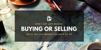 Don't get left behind BUYING or SELLING