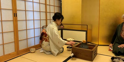 Kimono and Chado (Tea ceremony) Experience