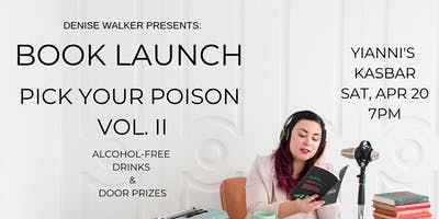 Book Launch: Pick Your Poison Vol. II