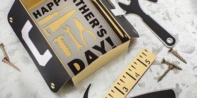 Father's Day Tool Kit Card with Olivia June Creations