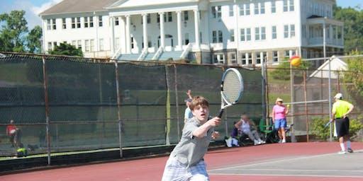 Lake Junaluska Round Robin Tennis Tournament