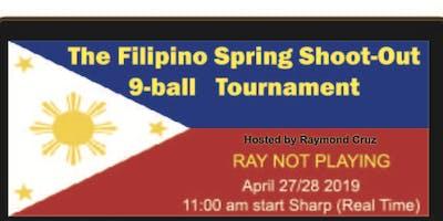 FILIPINO SPRING 9-BALL SHOOT-OUT