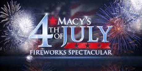 Macys July 4th Fireworks Pre Party (21+) tickets