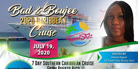 Bad & Boujee Southern Caribbean Cruise tickets