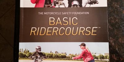 BRC1#399PM 5/14, 5/18 & 5/19 (Tues night classroom session with Sat & Sun AFTERNOON riding sessions)