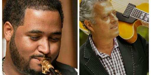 All White Wine & Jazz Concert with Paul Brown & Dante Lewis
