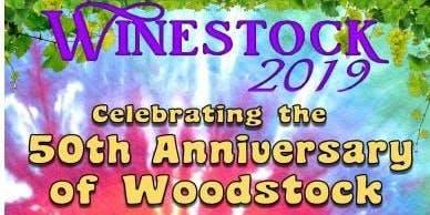 Wilridge 2019 Summer Concert Series. Winestock 2019