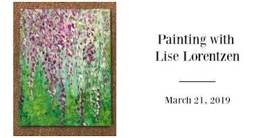 Paint Night with Lise Lorentzen
