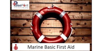 Marine Basic First Aid Course