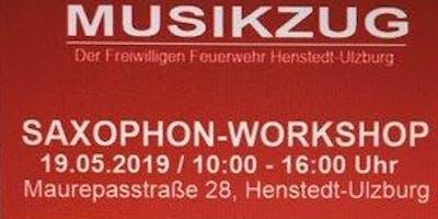 Saxophon-Workshop mit Jonny Möller in Henstedt-Ul