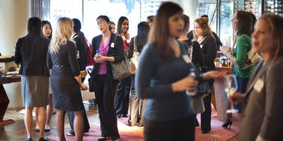 Women Networking over Coffee, Tea & Real Estate