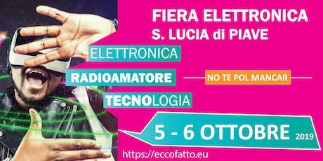 Fiera Elettronica, Radioamatore e Tecnologia biglietti