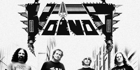 Voivod Live in Thessaloniki tickets
