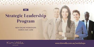 Strategic Leadership Program - Online Workshop (National)