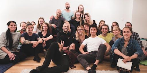 Radical Honesty Weekend Workshop   Christoph Fink & Jura Glo