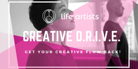 Creative D.R.I.V.E.  - August 2019 Tickets