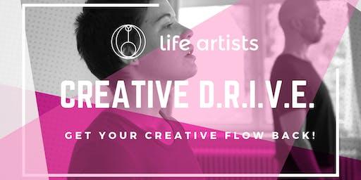 Creative D.R.I.V.E.  - August 2019