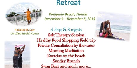 VIP BEACH RETREAT 2019  tickets