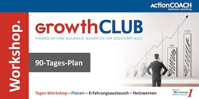 GrowthCLUB - 90-Tage-Plan