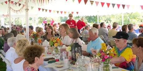5 Healthy Towns' Farm to Table Fabulous Feast! tickets