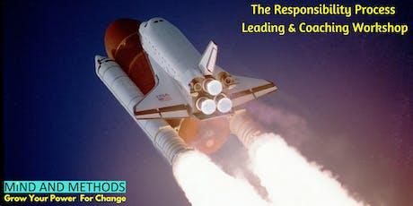 Wirkunsvoll führen und coachen mit dem Responsibility Process Tickets