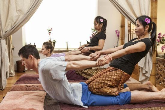 Amsterdam thai massage thai massage