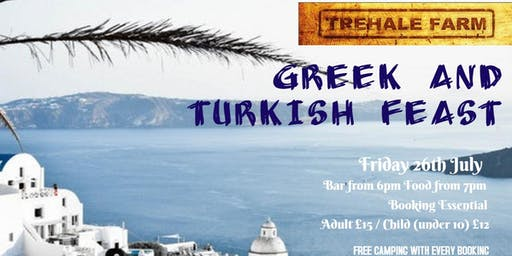 Greek and Turkish Feast
