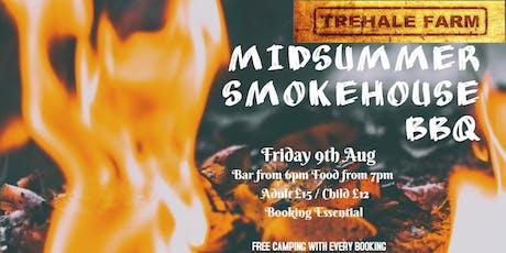 Midsummer Smokehouse BBQ tickets