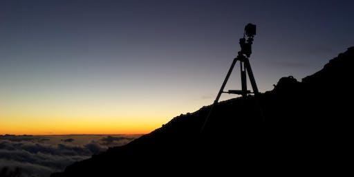 Dark Skies Tenerife Photography Experience