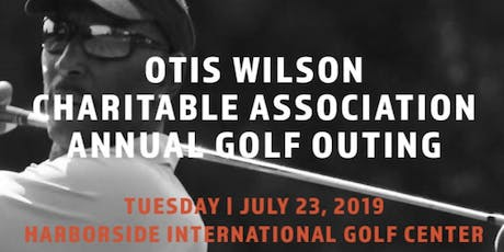 Otis Wilson 15th Annual Charity Golf Outing  tickets