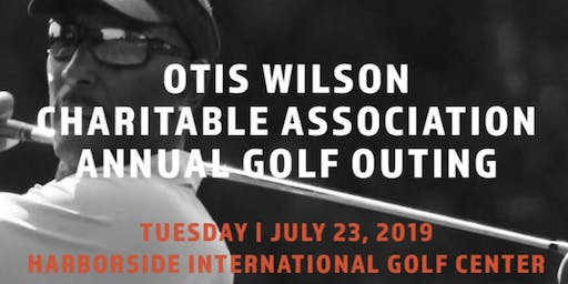 Otis Wilson 15th Annual Charity Golf Outing