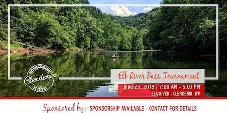 CHF Elk River Bass Tournament tickets