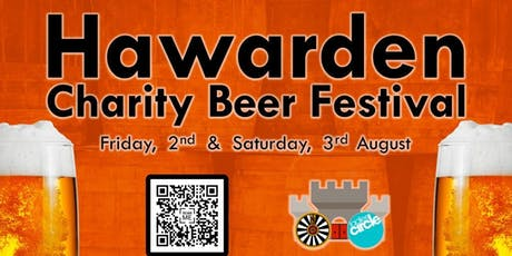 Hawarden Charity Beer Festival 2019 tickets