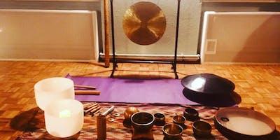 Naturally Pure Vegan, Health & Well Being Festival - Llangollen Sound Bath