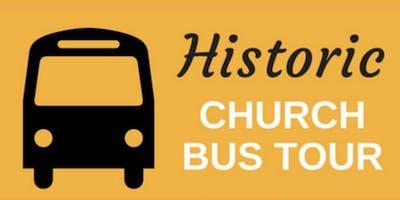 Ambridge Historic Church Bus Tour